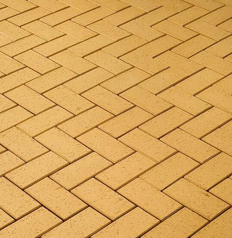 Vandersanden - Kamenz, желтый, 200x100x45 - Клинкерная тротуарная брусчатка