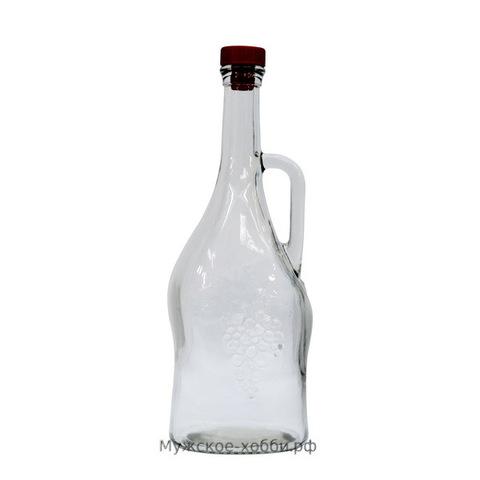 Бутылка 1,5 л Магнум, прозрачная
