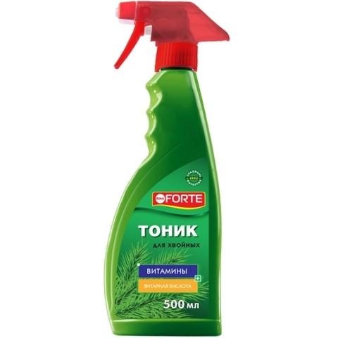 Bona Forte Тоник-спрей для хвойных. 500мл удобрение