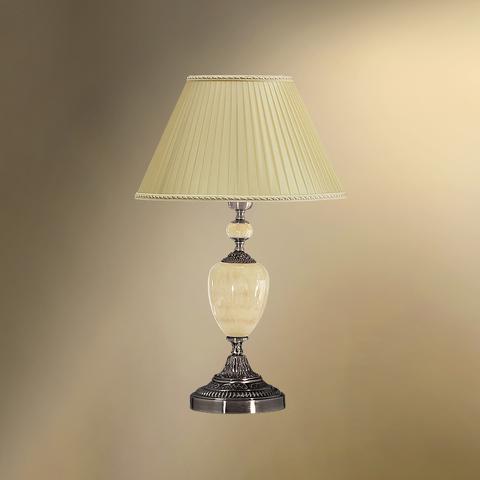 Настольная лампа с абажуром 29-12.56/9022 ВИКТОРИЯ