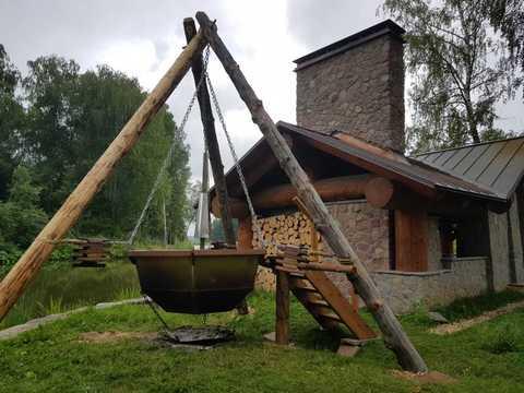 Сибирский банный чан – «молодильный» чан