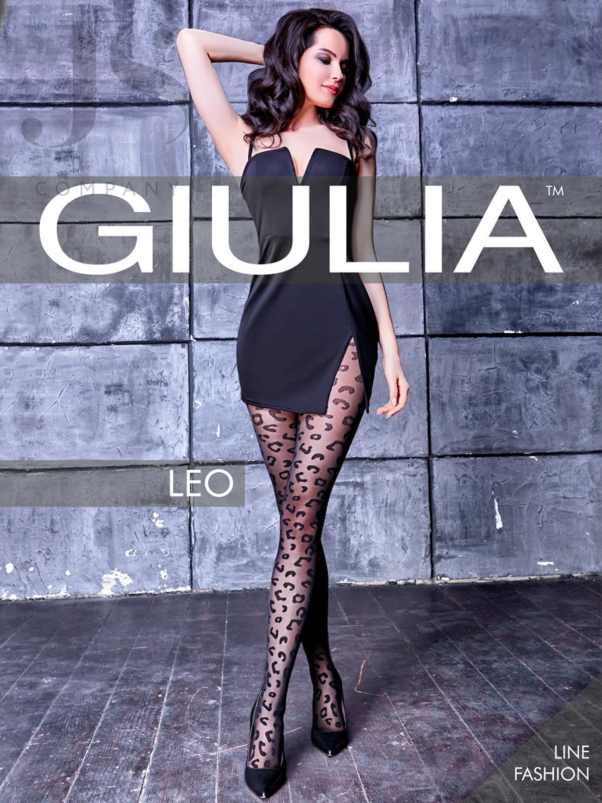 Колготки Giulia LEO 01