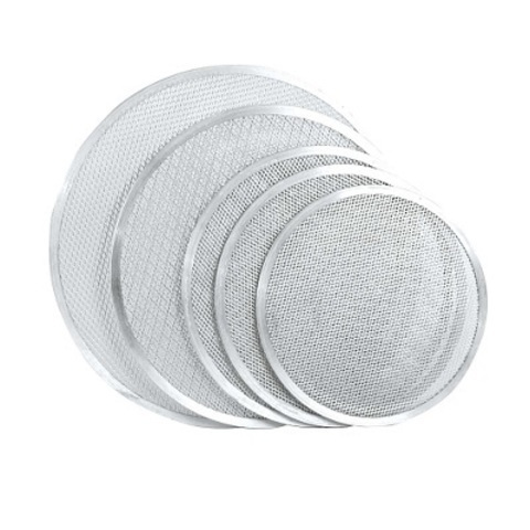 Сетка для пиццы 310 мм алюминиевая