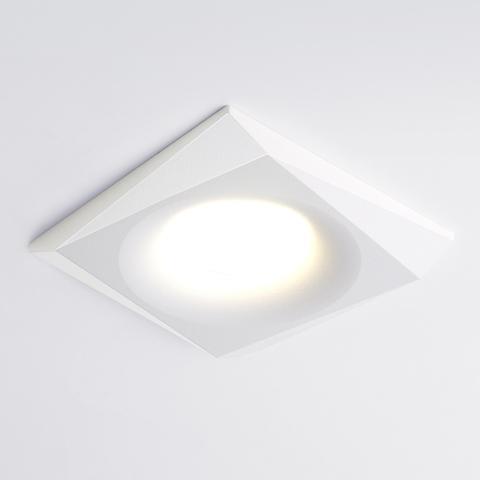 Встраиваемый точечный светильник 119 MR16 белый