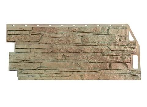 Фасадная панель Скала - Песочный