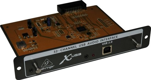 Цифровые Behringer X-USB