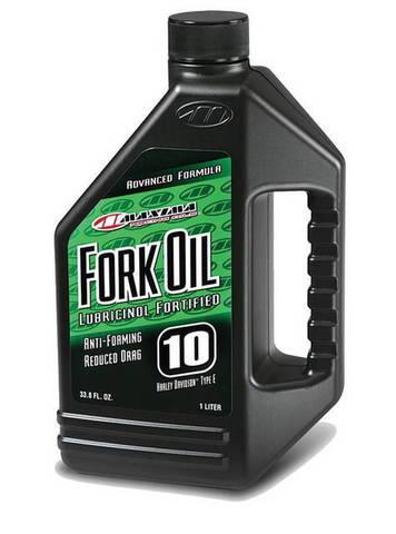 Масло вилочное Maxima Fork Oil 10WT St. Hyd 1 литр