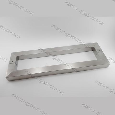 Ручка трубчатая L=450 мм ST-636 для стеклянных дверей