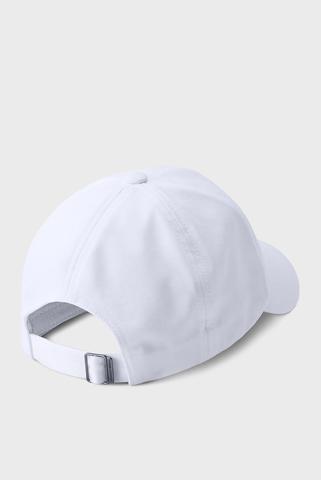 Женская белая кепка UA Threadborne Renegade Cap Under Armour