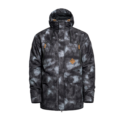 Куртка Horsefeathers THORN JACKET gray camo