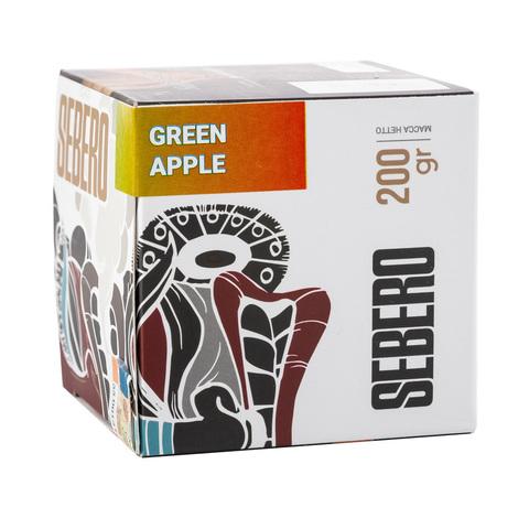 Табак Sebero Green Apple (Зеленое Яблоко) 200 г