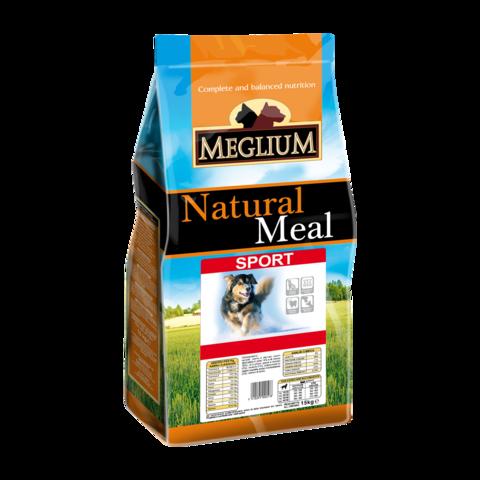 Meglium Sport Сухой корм для активных собак