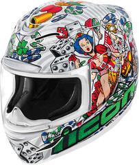 Icon Airmada Lucky Lid