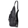 Однолямочный рюкзак  ARCTIC HUNTER XB-00043 Черный