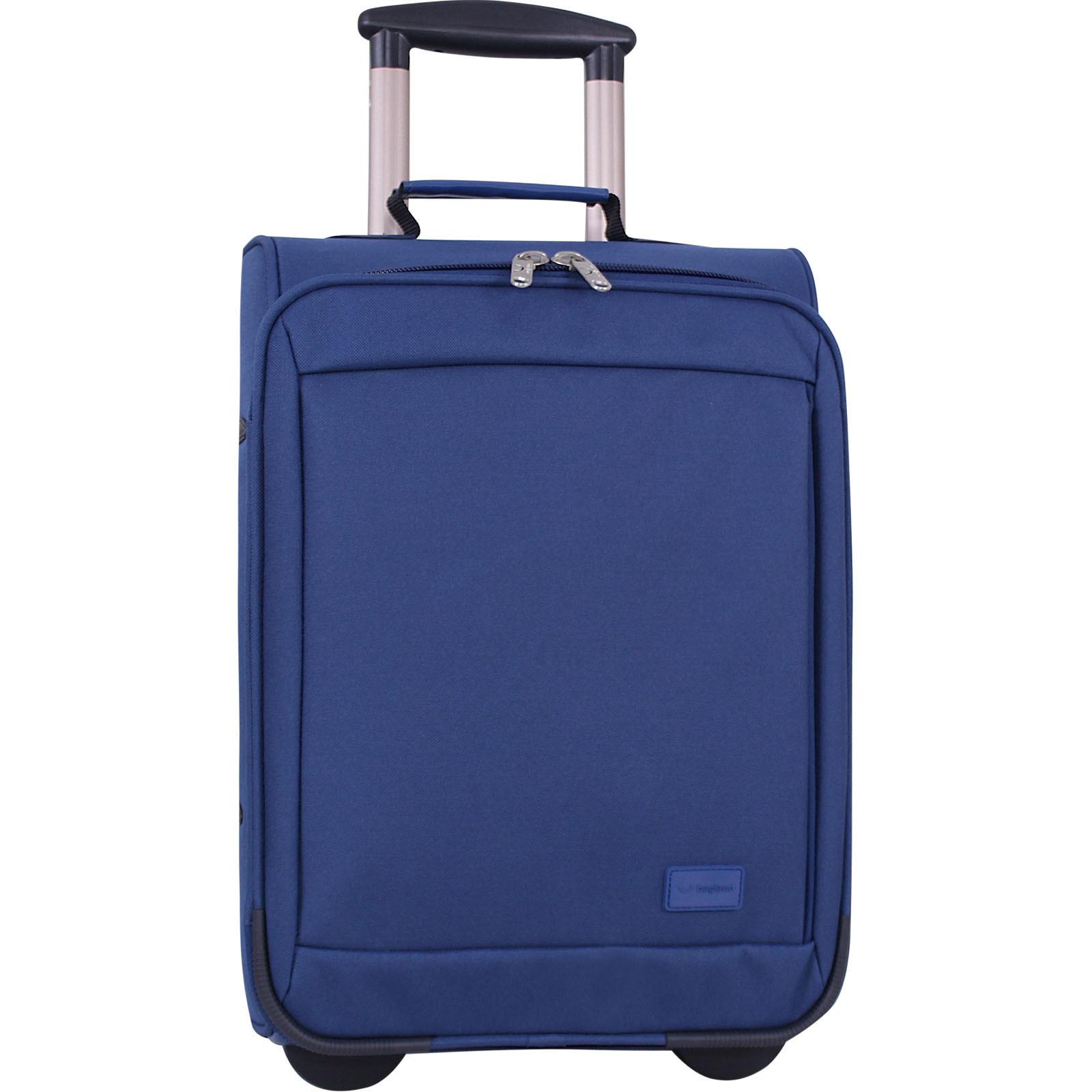 Дорожные чемоданы Чемодан Bagland Ambassador 27 л. Синий (003766617) IMG_5850-1600.jpg
