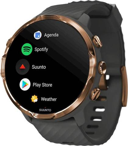 SUUNTO 7 - Graphite Copper