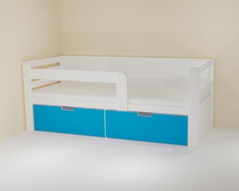 Кровать ИТАКО-3-1700-0700 /1768*710*768/