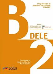 Preparacion DELE B2 libro + codigo Ed2019