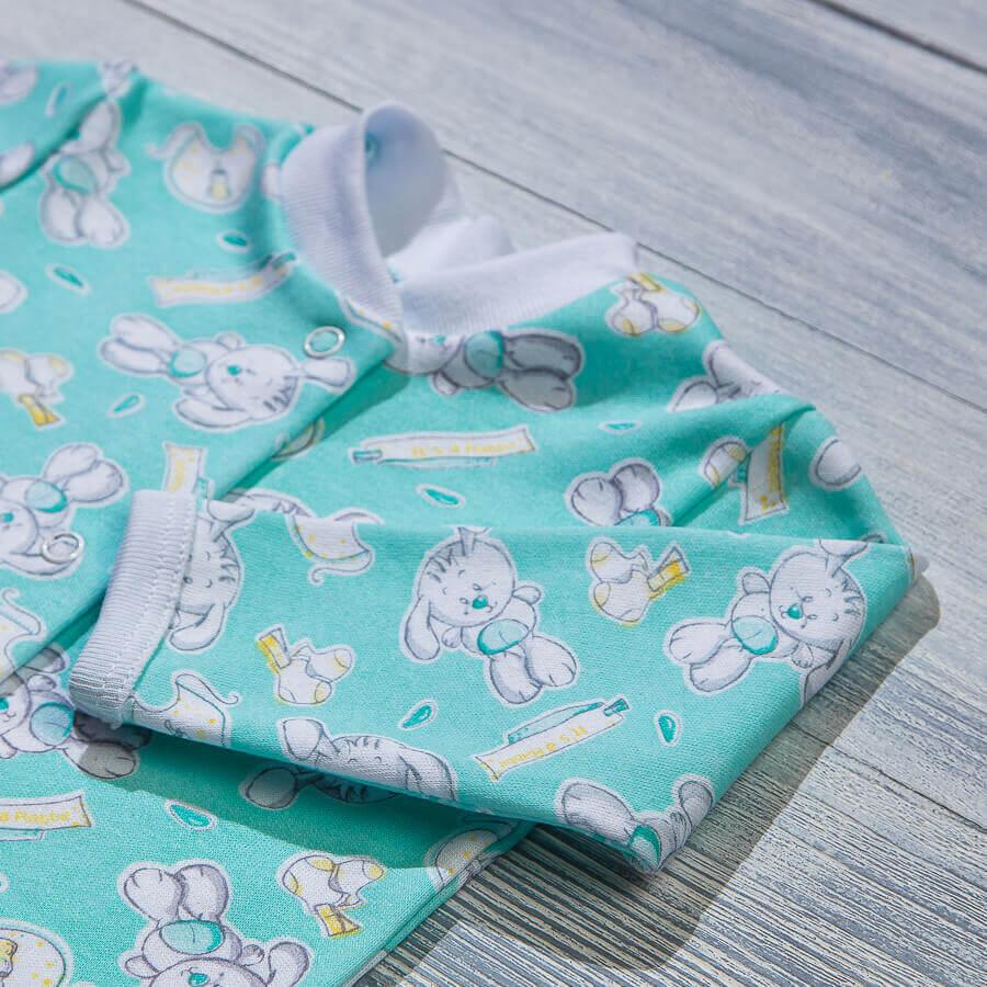 Кофточка для новорожденных