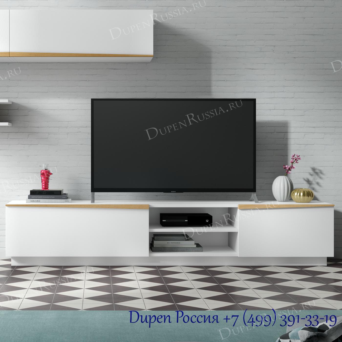 Тумба ТВ DUPEN ASPEN 220 CM