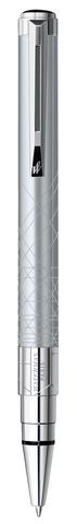 *Шариковая ручка Waterman Perspective, цвет: Silver CT, стержень Mbue123