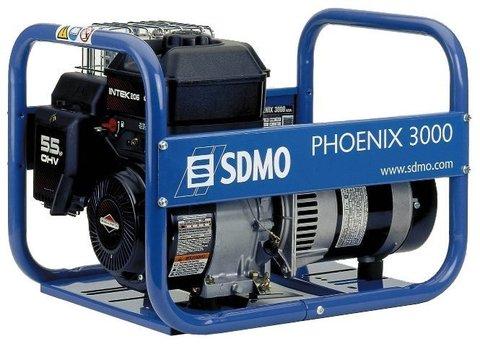 Кожух для бензинового генератора SDMO PHOENIX 3000 (2700 Вт)