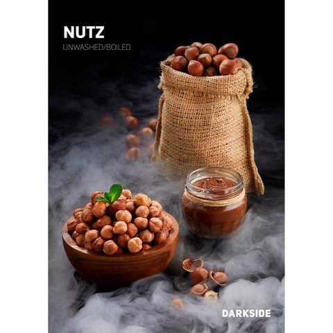 Табак для кальяна Dark Side Core 100 гр Nutz, магазин FOHM