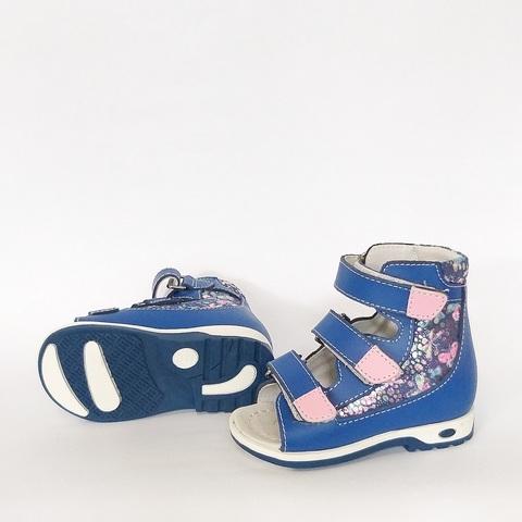 Ортопедические лечебные сандалии