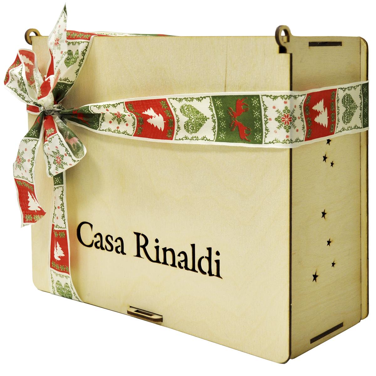 ПОДАРОК Casa Rinaldi Фирменный стиль