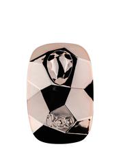Ikoo Расческа-детанглер для сумочки Pocket Black Gold Digger Light Pink