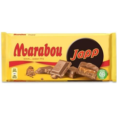 Marabou Japp 185 гр