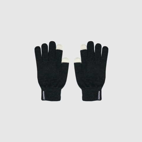 Перчатки Footwork iFingers Black