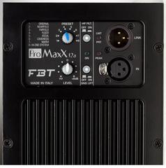 Акустические системы активные FBT ProMaxX 12A
