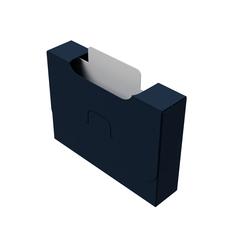 Органайзер для карт Uniq Card-File Standard - 20 mm (синий)
