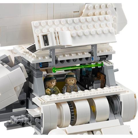 LEGO Star Wars: Имперский шаттл «Тайдириум» 75094 — Imperial Shuttle Tydirium — Лего Стар ворз Звёздные войны Эпизод