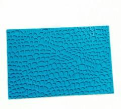 0519 Текстурный коврик. Кожа питона