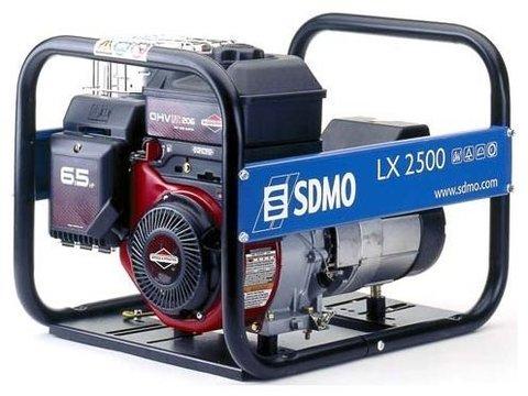 Кожух для бензинового генератора SDMO LX2500 (2200 Вт)