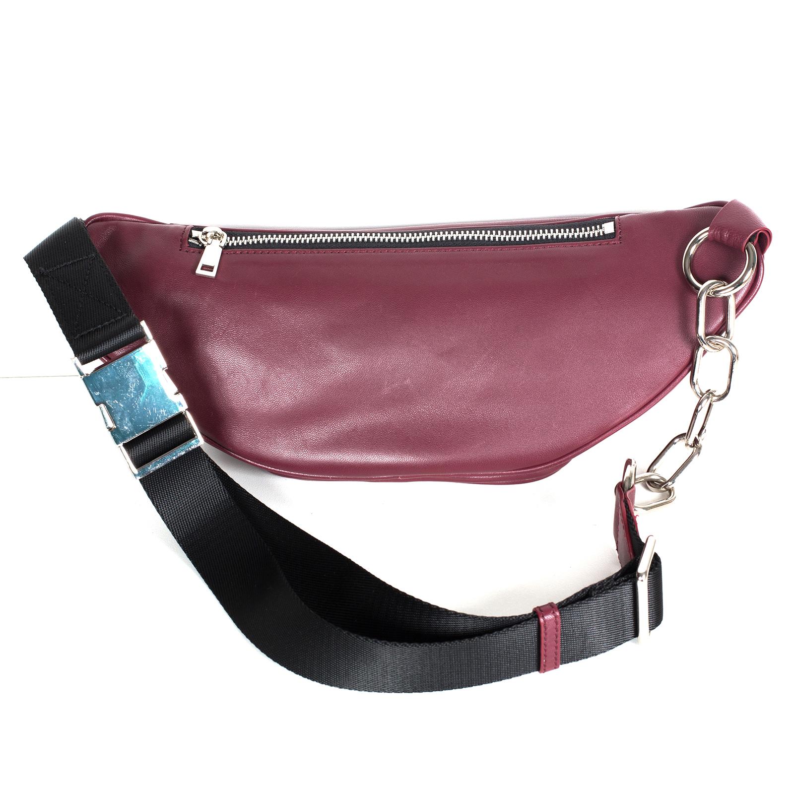 Fanny pack, UNO, Dina (красный)