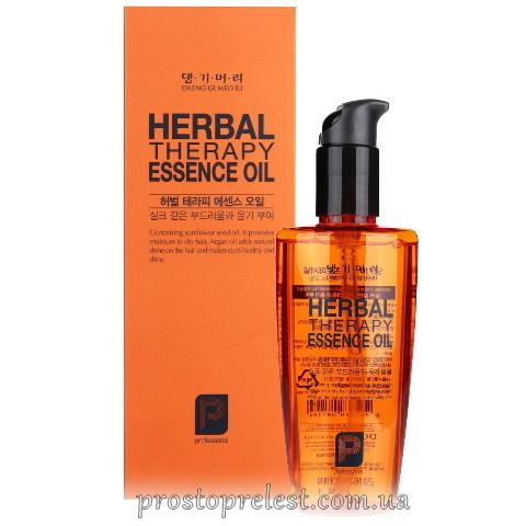 Daeng Gi Meo Ri Professional Herbal Therapy Essence Oil - Масло для волос на основе целебных трав