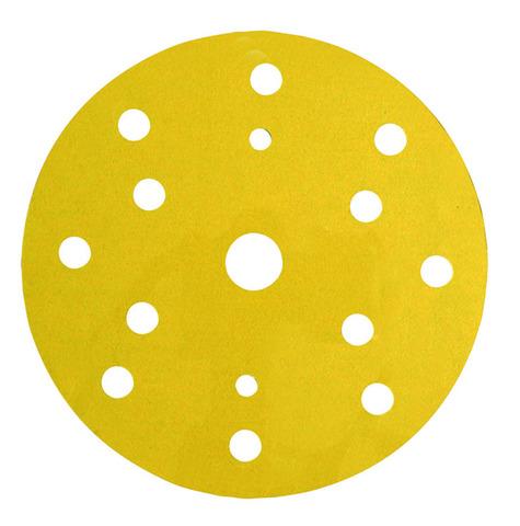 шлифовальные круги на липучке 150 мм
