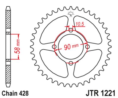 JTR1221