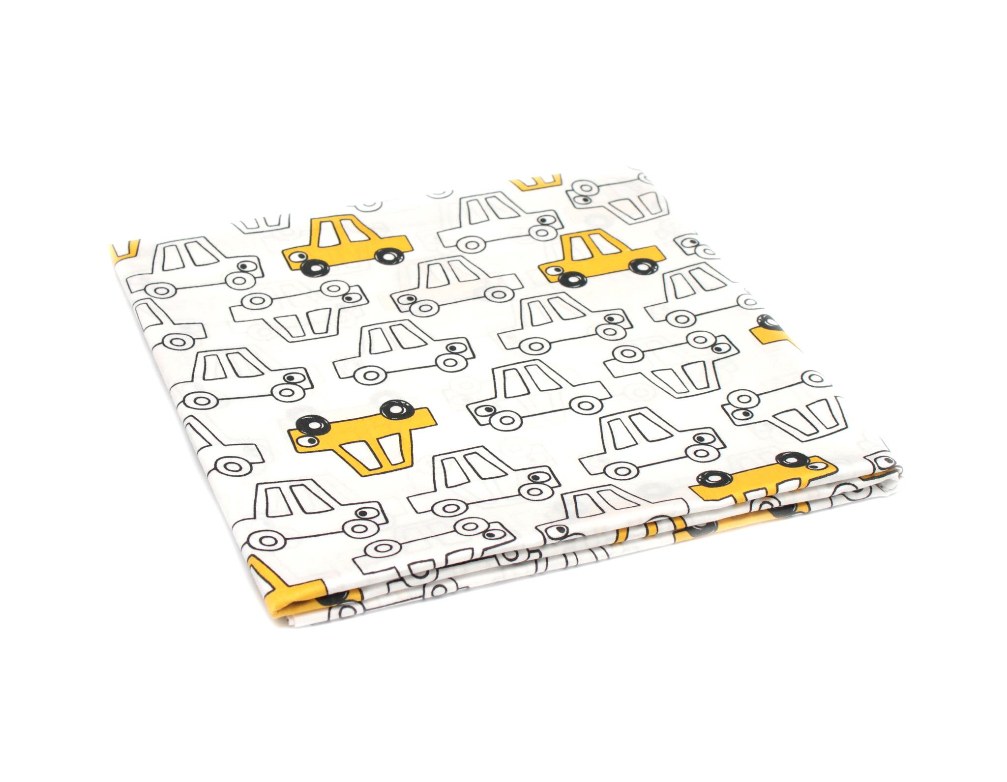 Машинки желтые