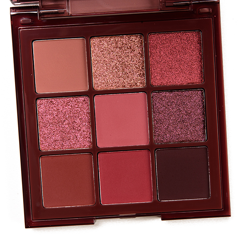 Huda Beauty Nude Rich Obsession palette