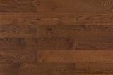 Паркетная доска Amber Wood Дуб Шоколад (1860 мм*189 мм*14 мм) Россия