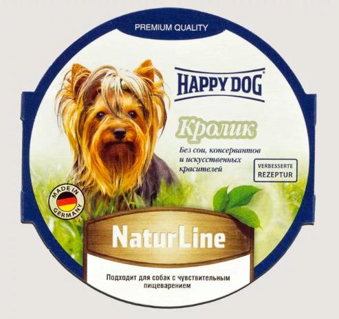 Happy Dog Паштет для собак Happy Dog Кролик 2018-11-05_11-21-39.png