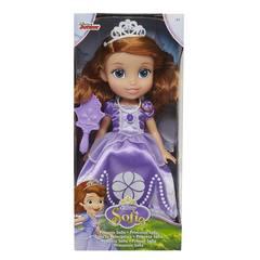 Кукла Disney София Прекрасная (30,5 см, фиол. расчёска)