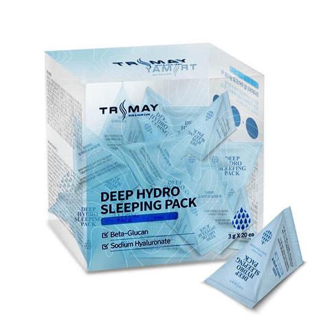 Trimay Deep Hydro Sleeping Pack ночная маска для лица увлажняющая