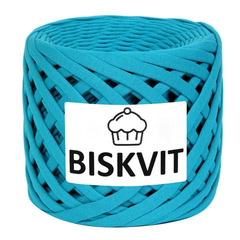 Пряжа Biskvit Тёмно-бирюзовый