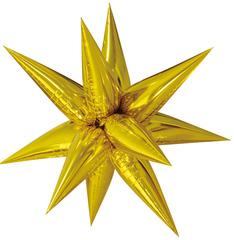 К Звезда составная, Золото, 26''/66 см, 1 шт.