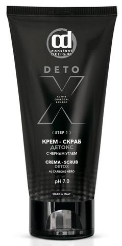 Крем-скраб DETOX
